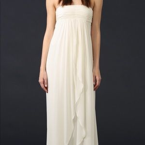 Rachel Zoe Elle strapless gown dress size 2